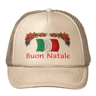 Italy Christmas Hats