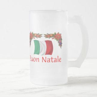Italy Christmas Coffee Mug