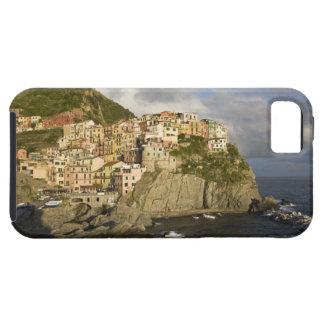 Italy, Cinque Terre, Manarola. Village on cliff. iPhone 5 Covers