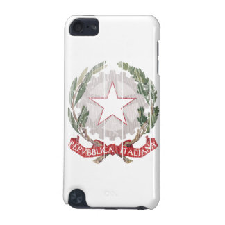 Italy Coat Of Arms iPod Touch (5th Generation) Case