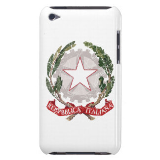 Italy Coat Of Arms iPod Touch Cover