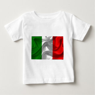 italy-Flag Baby T-Shirt