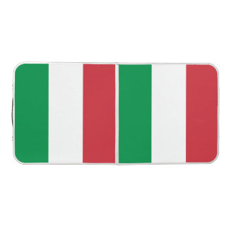 Italy Flag Beer Pong Table