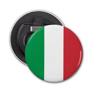 Italy Flag Bottle Opener