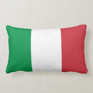Italy Flag Pillow