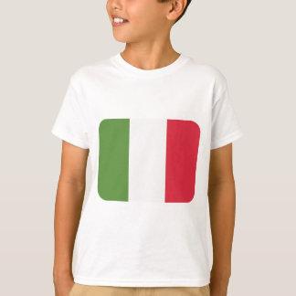 Italy Flag - emoji Twitter T-Shirt