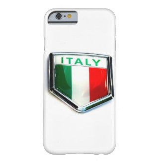 Italy flag image for iPhone 6 Barely There iPhone 6 Case