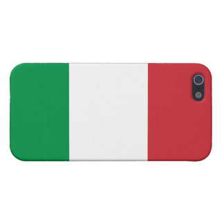 Italy Flag iPhone 5/5S Cases