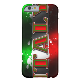 Italy Flag iPhone 6 Case Barely There iPhone 6 Case