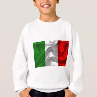 italy-Flag Sweatshirt