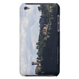 Italy, Florence, Castle on hilltop 2 Barely There iPod Covers