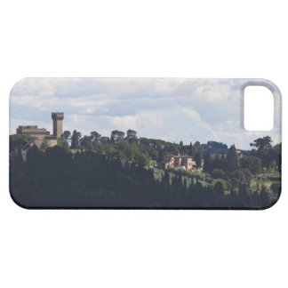 Italy, Florence, Castle on hilltop 2 iPhone 5 Covers