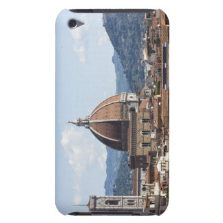 Italy, Florence, Cityscape with Duomo Barely There iPod Covers