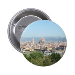 Italy Florence Duomo Michelangelo Square (New) Pin