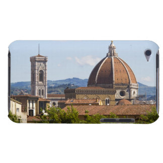 Italy Florence View of Florence Cathedral iPod Touch Cases