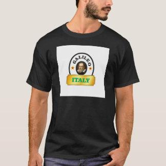italy galileo T-Shirt