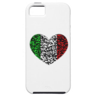 Italy Heart iPhone 5 Case