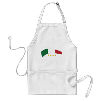 Italy Italia Aprons