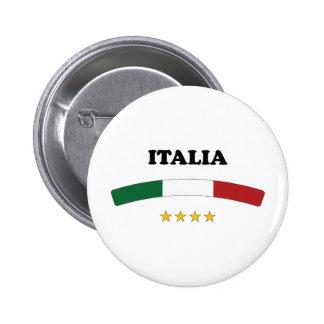 Italy Italia Pin