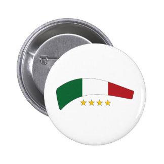 Italy Italia Pins