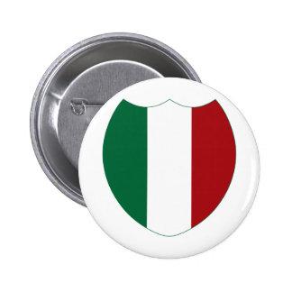 Italy Italia Button