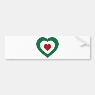 Italy / Italia Bumper Sticker