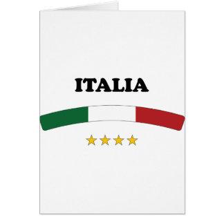 Italy Italia Greeting Cards