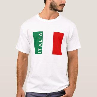 italy italia flag country text name T-Shirt