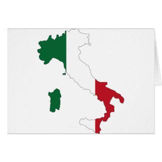 Italy / Italia Greeting Card