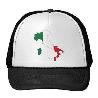 Italy / Italia Mesh Hats