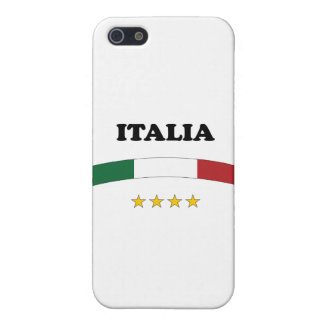 Italy / Italia Case For The iPhone 5