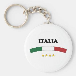 Italy Italia Key Chain
