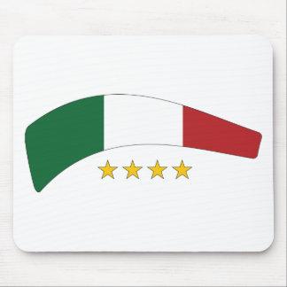 Italy Italia Mouse Pad