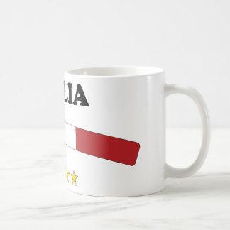 Italy / Italia Coffee Mugs