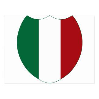 Italy / Italia Postcard