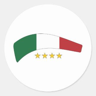 Italy / Italia Stickers