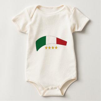 Italy / Italia Baby Bodysuits