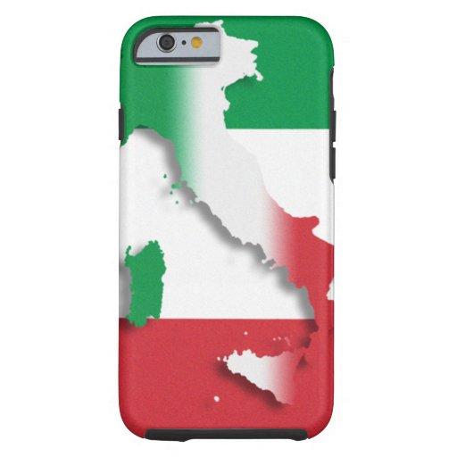 Italy Italian Flag iPhone 6 Case
