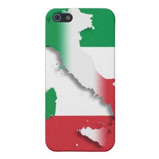 Italy Italian Flag  Case For iPhone 5/5S