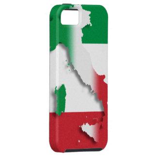 Italy Italian Flag iPhone 5 Case-Mate Tough™