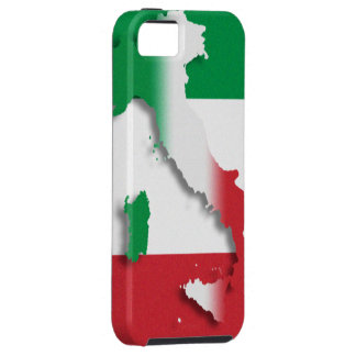 Italy Italian Flag iPhone 5 Case-Mate Tough™ iPhone 5 Cover
