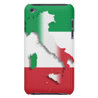 Italy Italian Flag iPod Touch Case-Mate Barely Barely There iPod Case