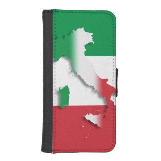 Italy Italian Flag iPhone 5 Wallets