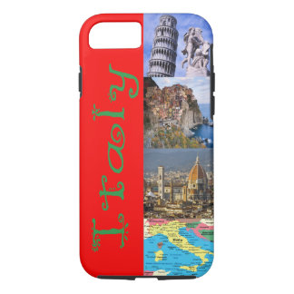 Italy italian iPhone case design smartphone cover