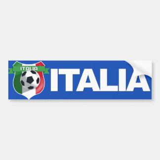 Italy Italian Team Bumper Sticker