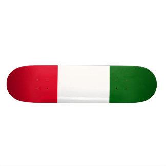 Italy , Italy 18.1 Cm Old School Skateboard Deck
