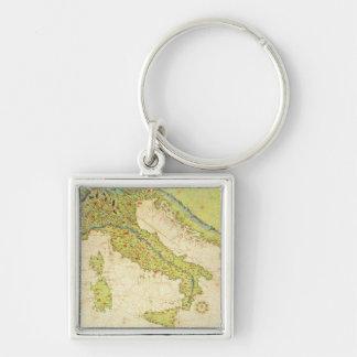 Italy Key Ring