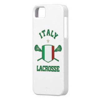 Italy lacrosse iphone 5 case