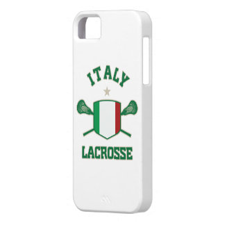 Italy lacrosse iphone 5 case