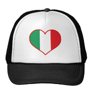 Italy Love Cap